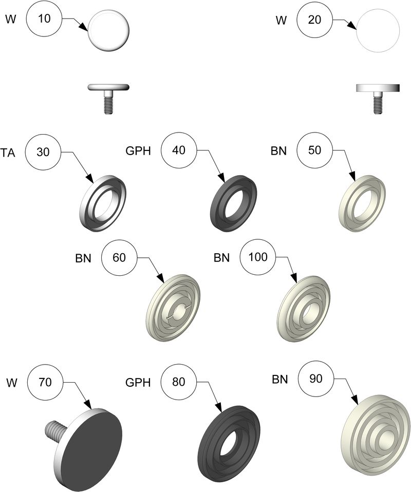 REPELLER ASSEMBLY OPTIONS