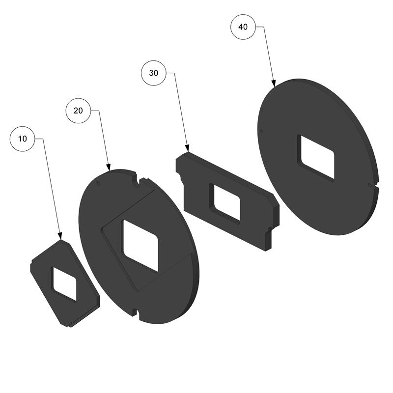 9500 POST ACCEL
