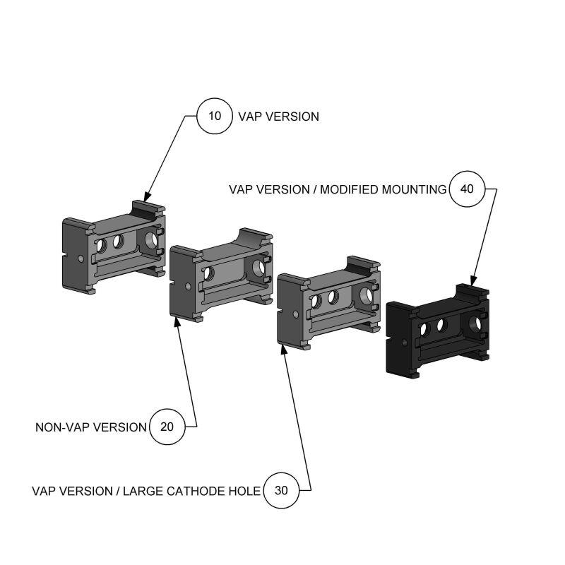 ARC CHAMBER OPTIONS